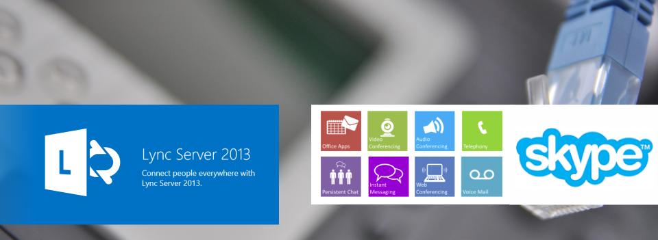 Microsoft Lync – napredna komunikacijska platforma